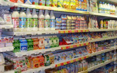 Анализ питьевого йогурта