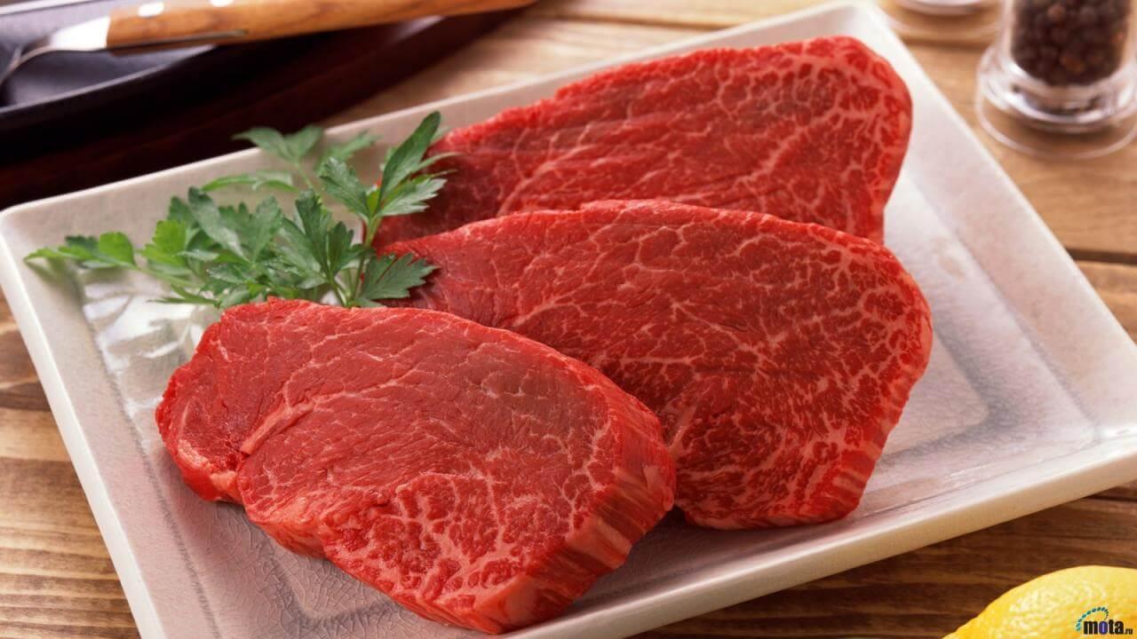 Виды диетического мяса. Говядина