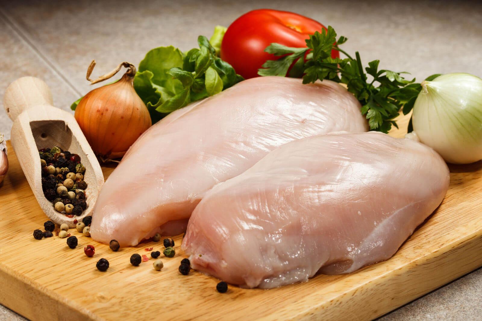 Виды диетического мяса. Курица