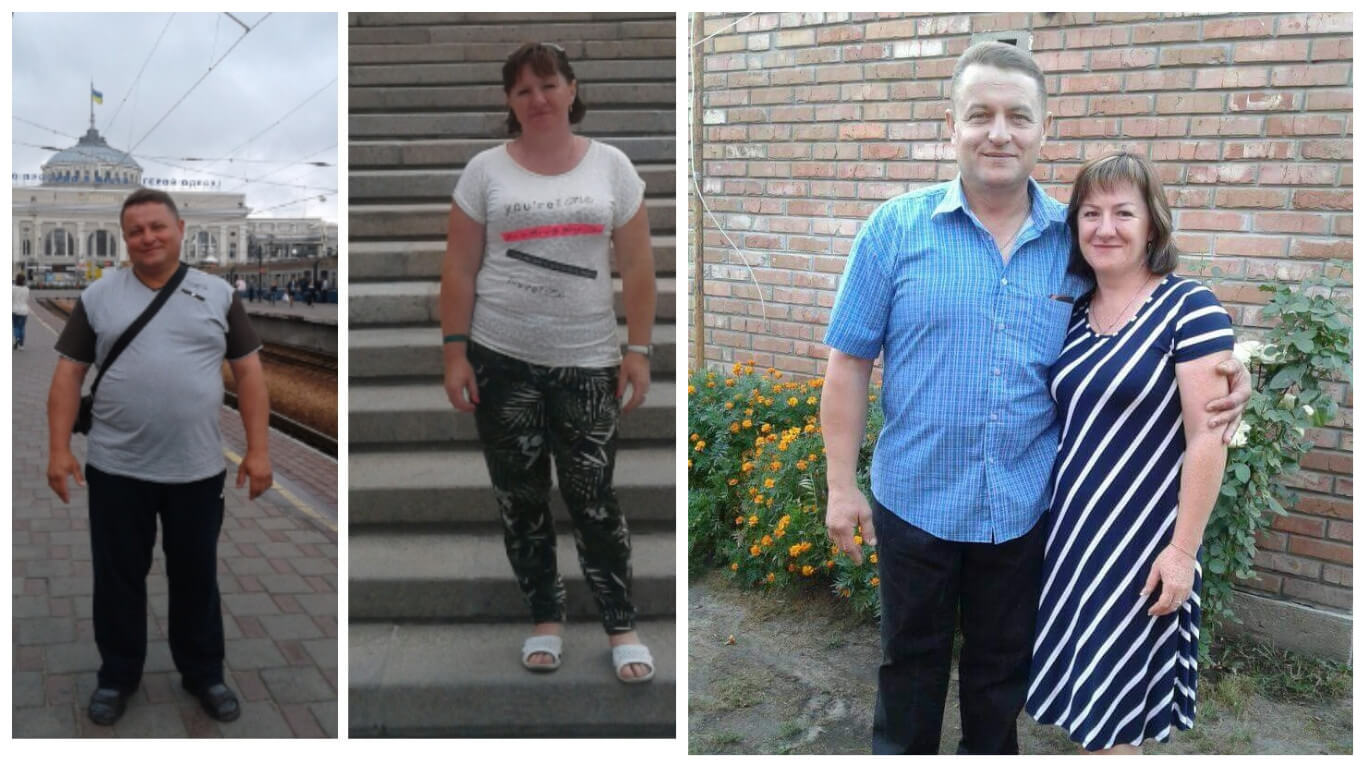 Семейное похудение