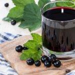 Черно-смородиновый сок