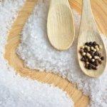 Соль при похудении