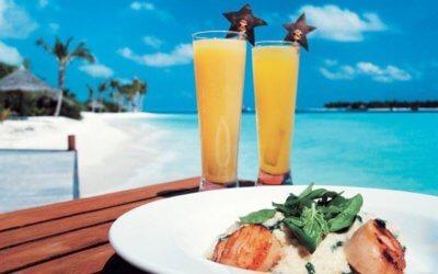Питание в отпуске. Как не поправитьсяна отдыхе, где «все включено»?