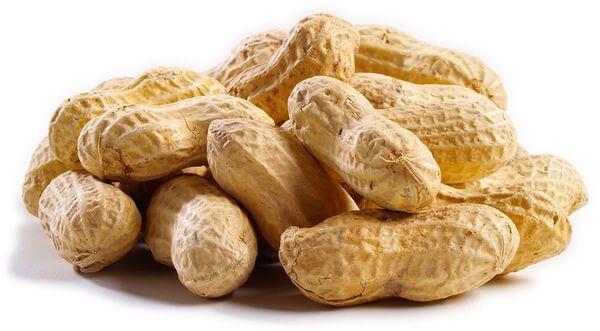 орех в период похудения , арахис