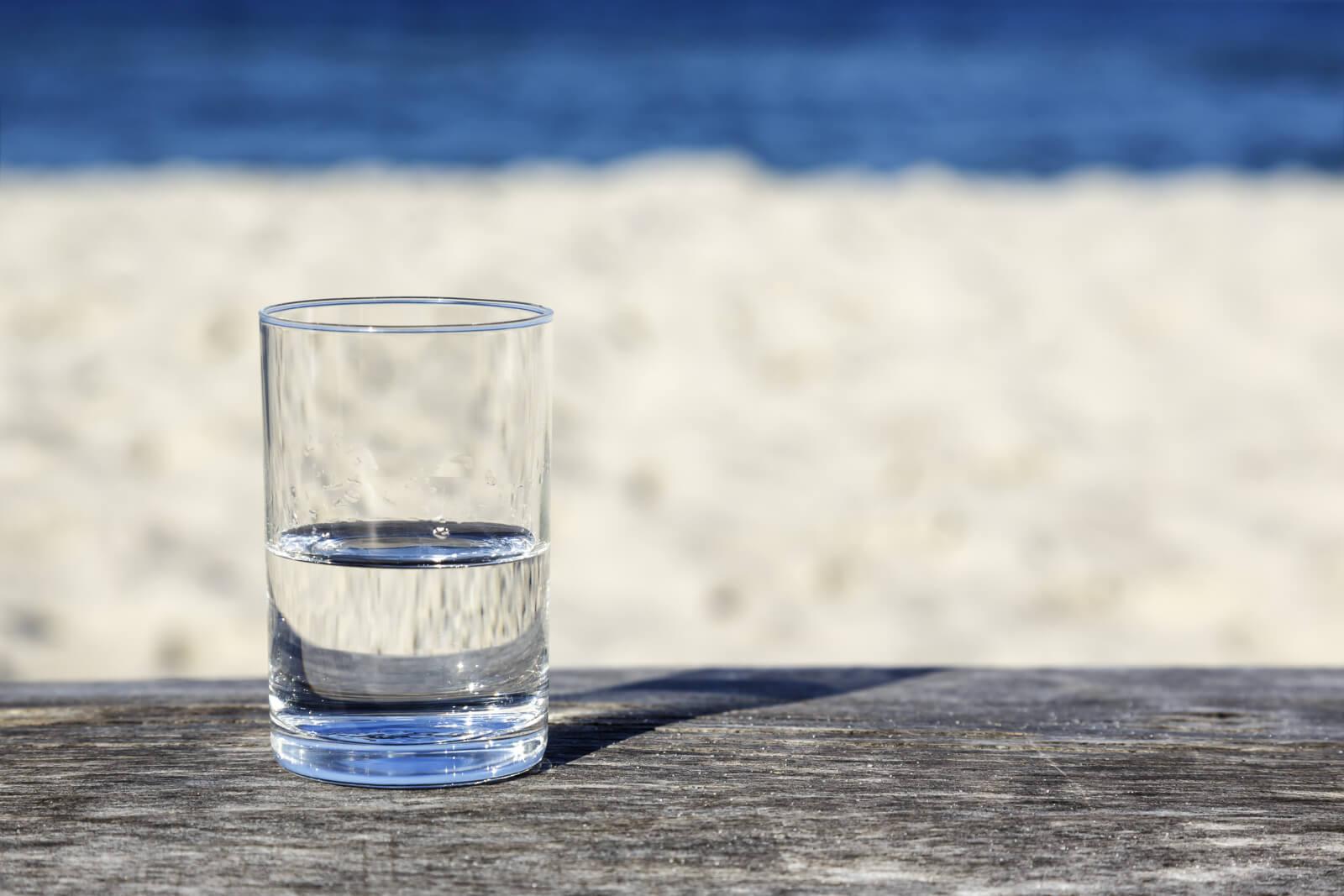 питьевой режим летом