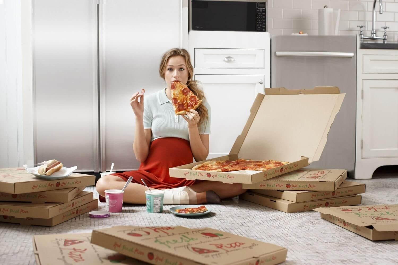 депрессия и переедание