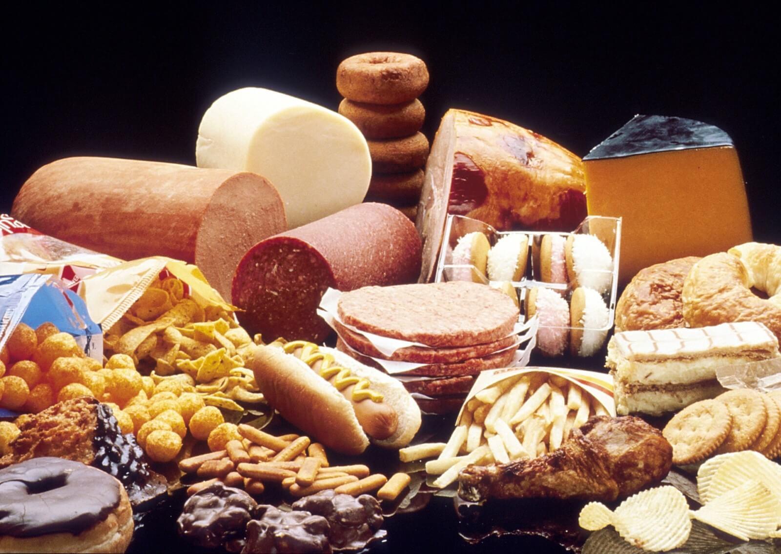 продукты и вред для нервной системы