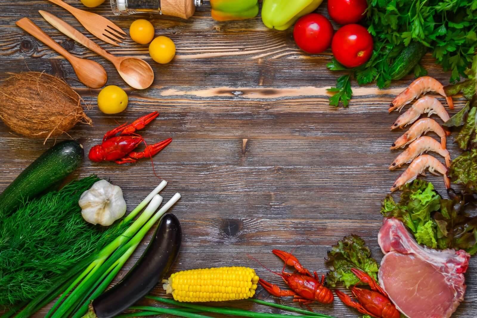 антивозрастное питание