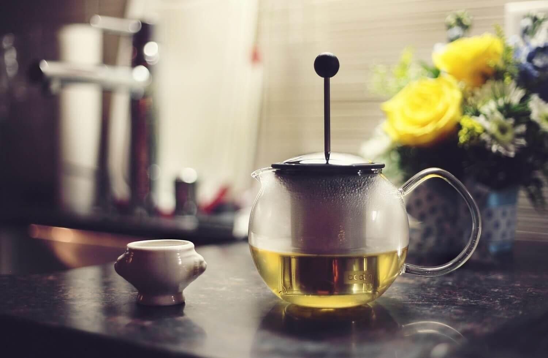 диета молодости:зеленый чай