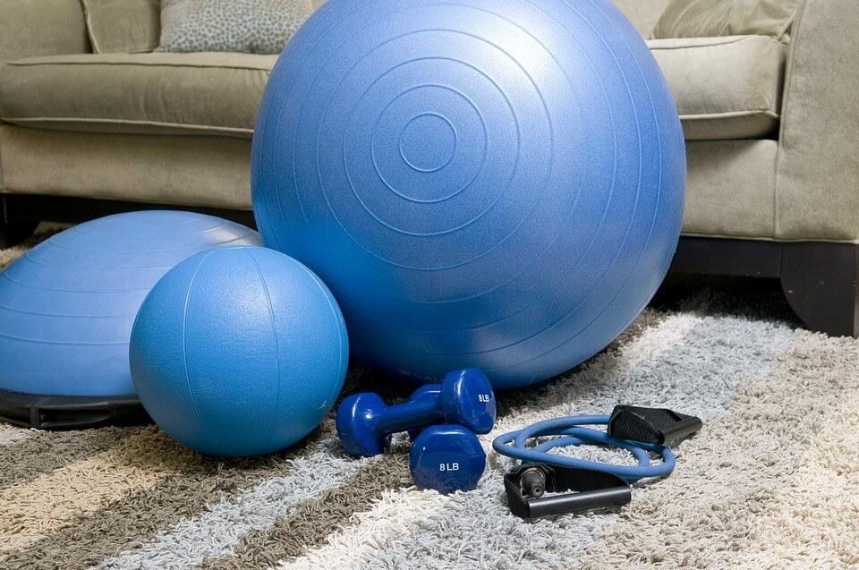 Правила похудения - спортивные упражнения