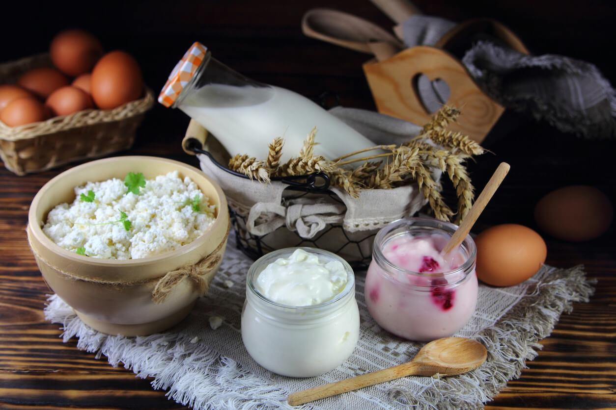 Користь і цінність кисломолочних продуктів