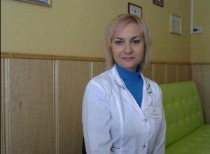 диетолог Демидова Лариса