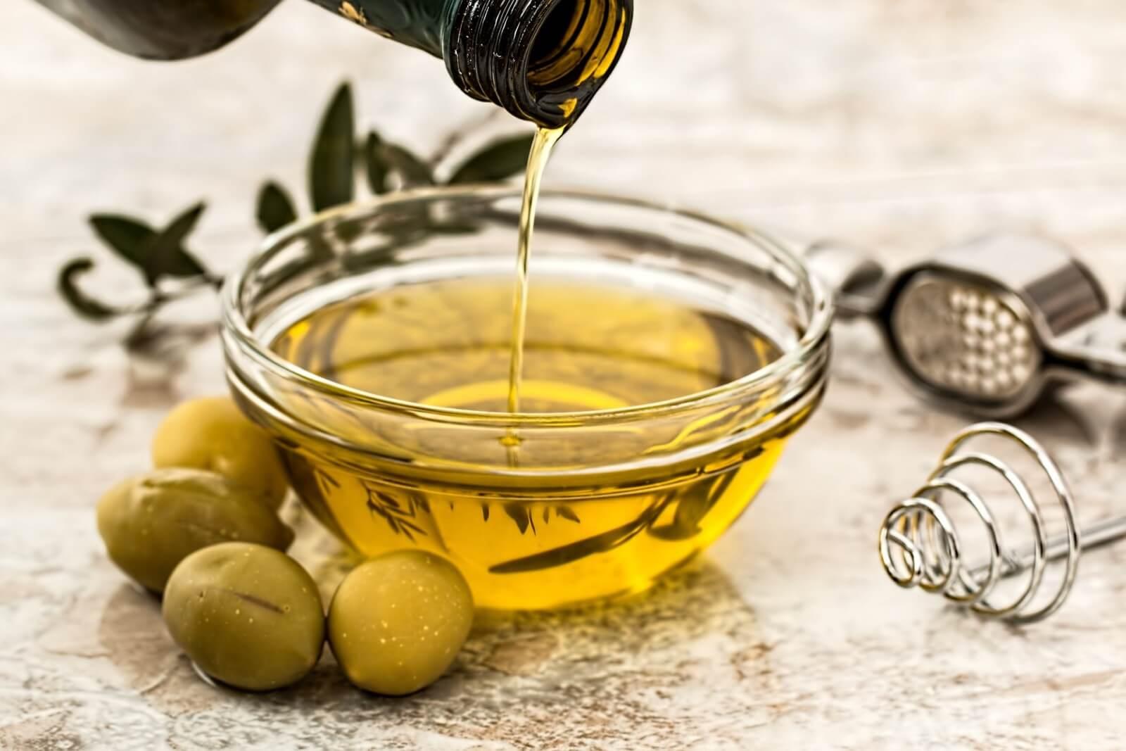 растительные масла- оливковое
