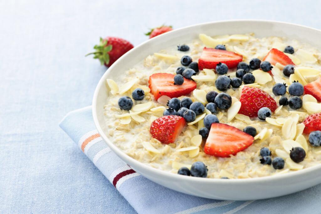 Принципы правильного питания: завтрак