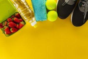 питание и физические упражнения