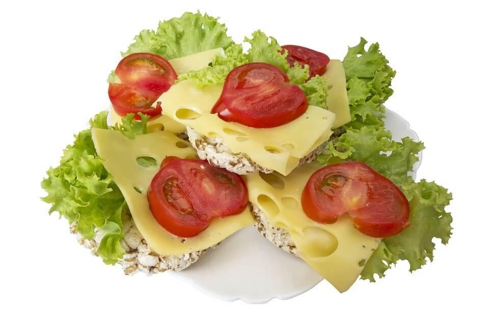 принципы правильного питания - перекус