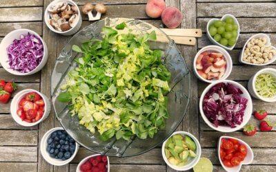 антиоксиданты в пище