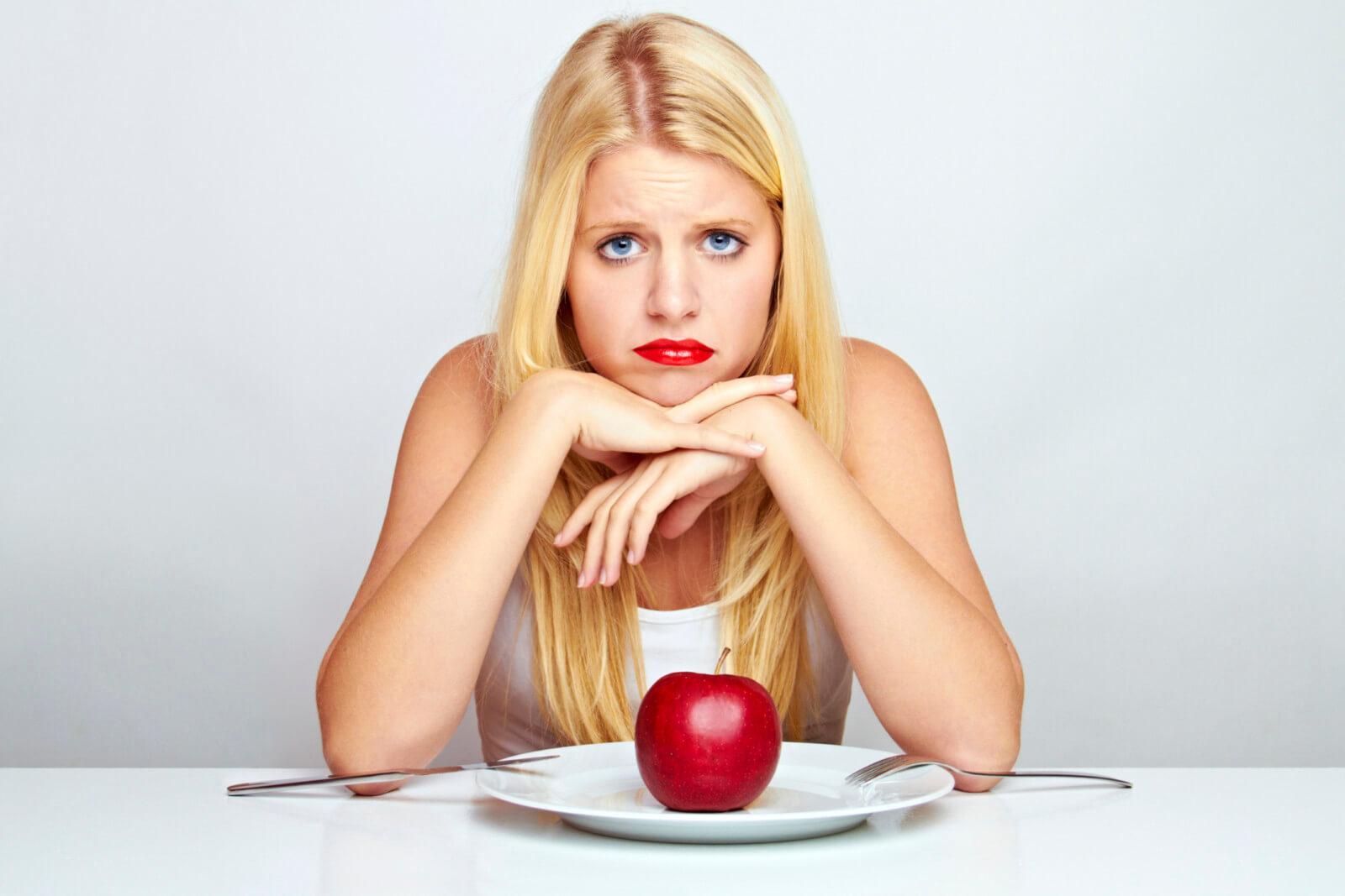 неэффективность диеты