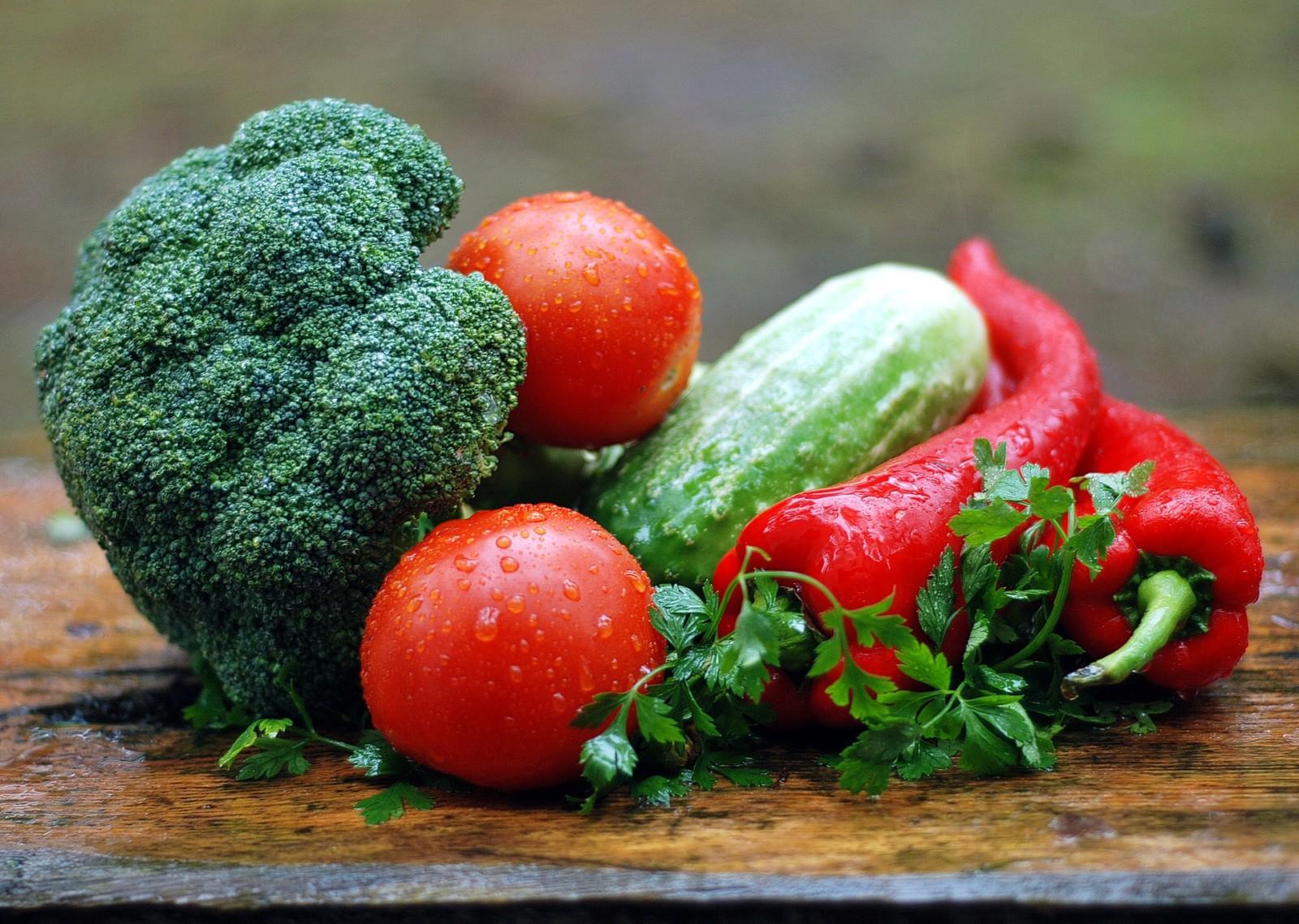 разгрузка на овощах