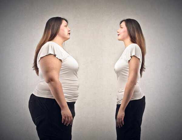 Лишний вес замужней женщины