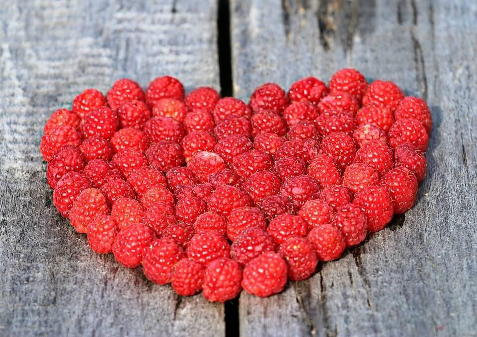Польза ягод: малина